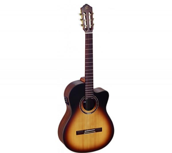 Ortega Konzertgitarre RCE-158 SN TSB