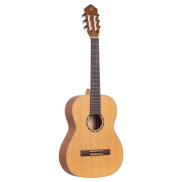 ORTEGA Family Series Konzertgitarre 7/8 Natur Zeder, R122-7/8