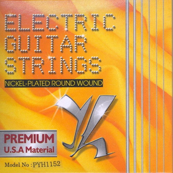 Saiten für E-Gitarre Tomay Premium 11-52