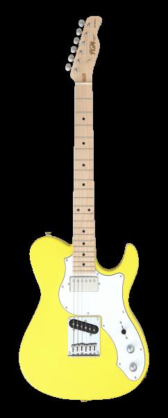 FGN E-Gitarre, Boundary Iliad, Old Canary Yellow, FGBILMOCY
