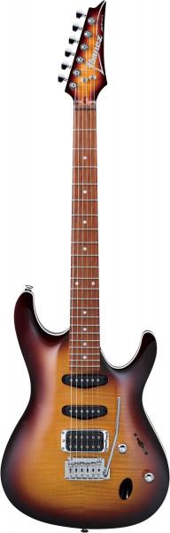 IBANEZ SA-Serie E-Gitarre 6 String Violin Sunburst, SA260FM-VLS