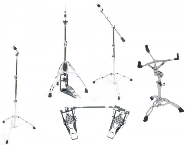TOMAY Drumset Hardware Pack