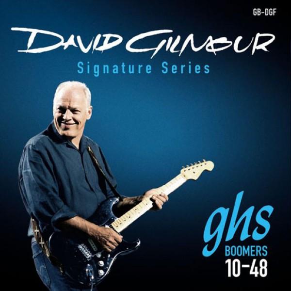 """David Gilmour Signature-Blue"""" Saitensatz für E-Gitarre"""