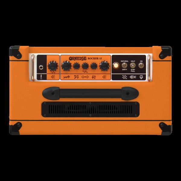Orange Rocker 15 Vollröhren Combo