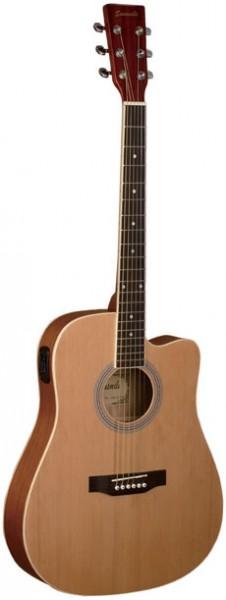 Westerngitarre SUNSMILE Modell S4133C2EQ