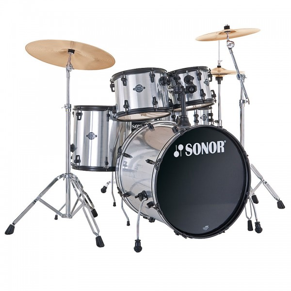 Sonor Smart Force Xtend SFX 11 Stage 1 Brushed Chrome