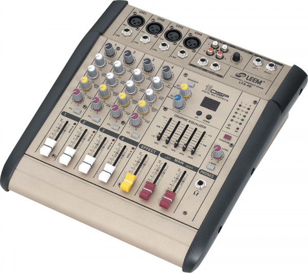 Leem LFX4DU Power Mixer