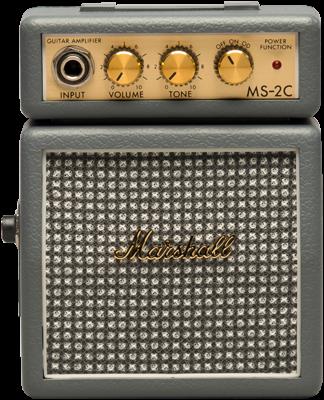 MARSHALL E-Gitarrencombo, 2 Watt, rot, Microbe, MRMS-2C