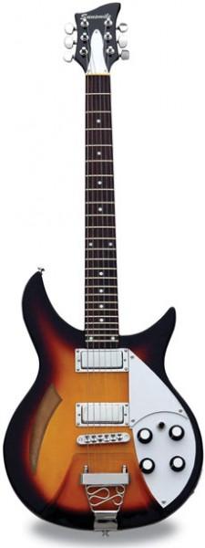E-Gitarre SUNSMILE Modell SRC 10