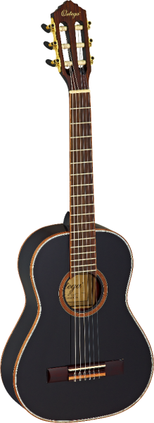 Ortega Konzertgitarre R221BK-1/2
