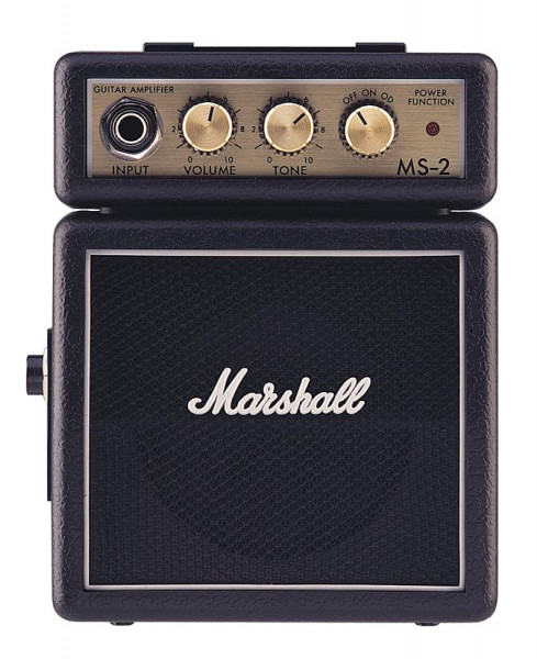 MARSHALL E-Gitarrencombo, 2 Watt, Microbe Standard, MRMS-2