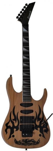 E-Gitarre SUNSMILE Modell SJS 80