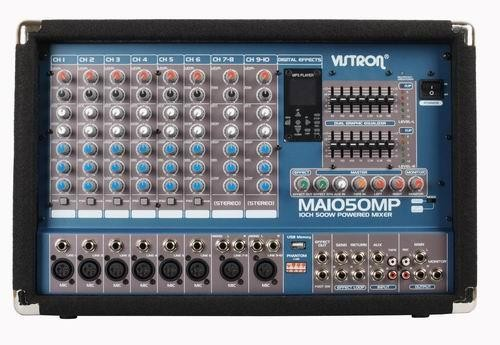 VISTRON Power Mixer MA-1050MP