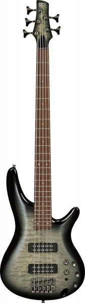 IBANEZ SR-Series E-Bass 5 String Sureal Black Burst Gloss, SR405EQM-SKG