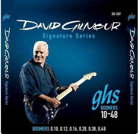 GHS Electric David Gilmour Signature - Blue Set