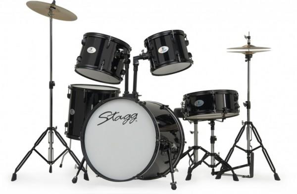 Junior-Drumset Stagg TIM120BK