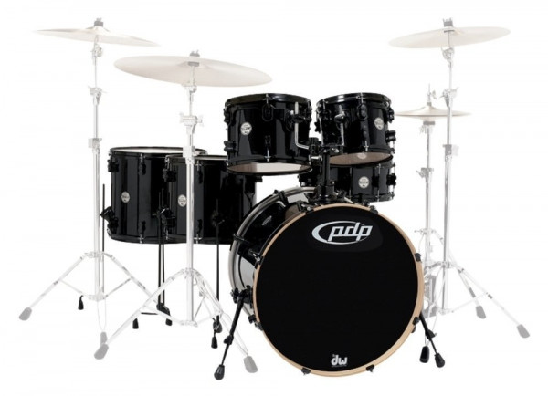 PDP by DW Shellset Concept Maple