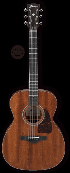 IBANEZ ACOUSTIC-E-GUITAR 6-STR., AVC9-OPN