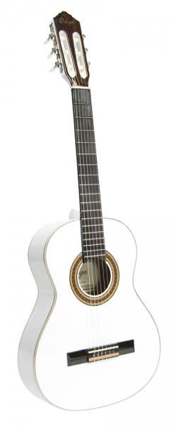 Ortega Konzertgitarre R121WH