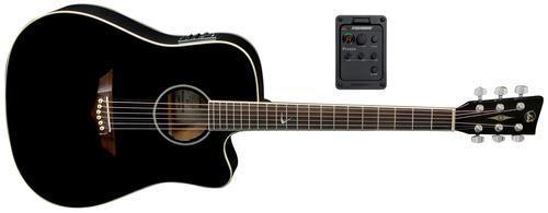 VGS E-Akustikgitarre VGS RT-10 CE Root