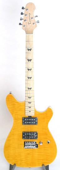 TOMMY E-Gitarre Modell T Butterfly
