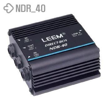 LEEM Direkt-Box NDR-40