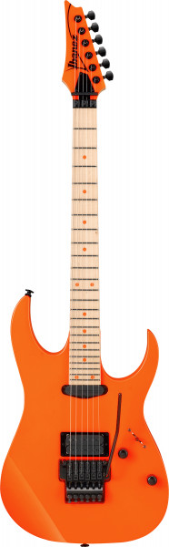 IBANEZ Genesis Collection E-Gitarre Fluorescent Orange, RG565-FOR