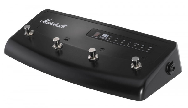 PEDL90008 programmierbarer 4-fach Fußschalter mit Stimmgerätfunktion