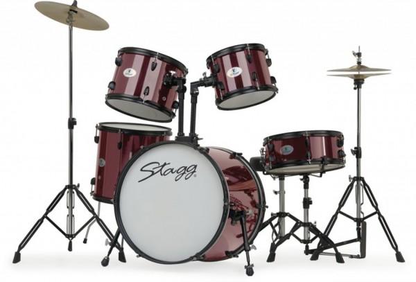 Junior-Drumset Stagg TIM120WR