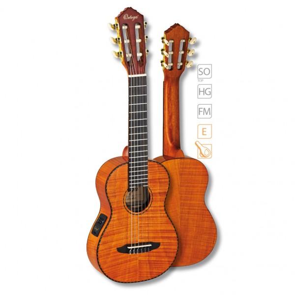 Guitarlele Ortega, RGLE18FMH