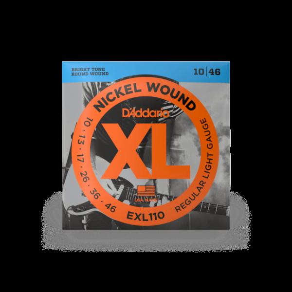 Saiten für E-Gitarre EXL110