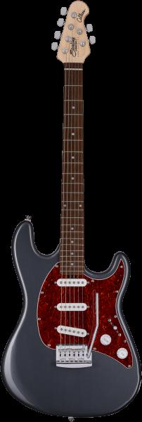 STERLING E-Gitarre, S.U.B., Cutlass SSS, Charcoal Frost, Laurelgriffbrett SLCT30SSSCFRR1