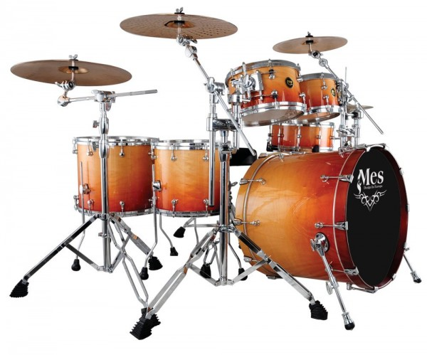 Drumset MES PMD6226T