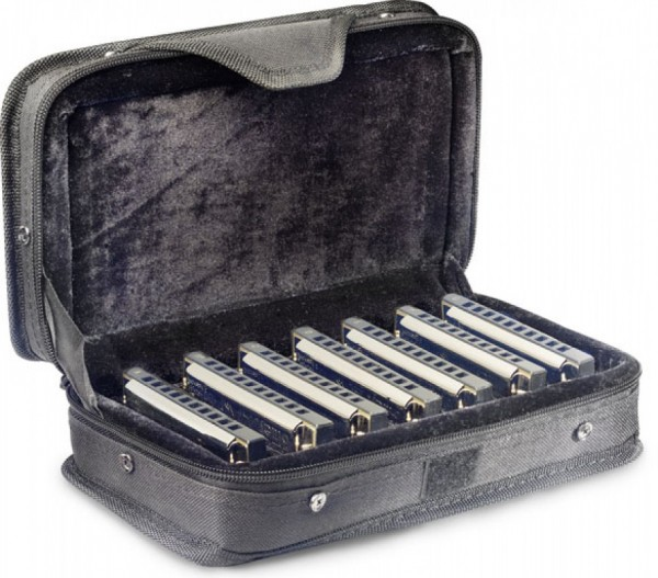 Blues Harp Satz Stagg