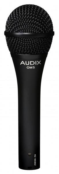 Audix OM5 professionelles Gesangsmikrofon