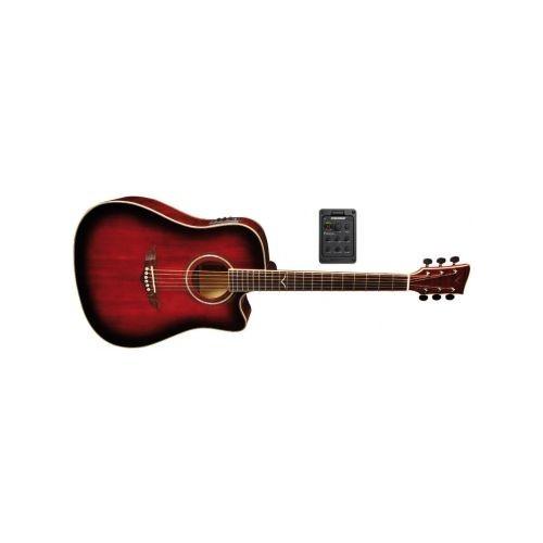 Vision in Guitar E-Akustikgitarre Mistral V-10FM C