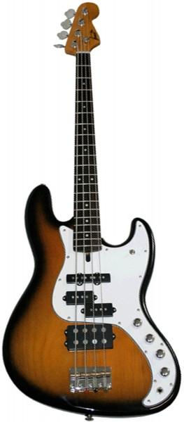 E-Bass (passiv) INVASION JB-370