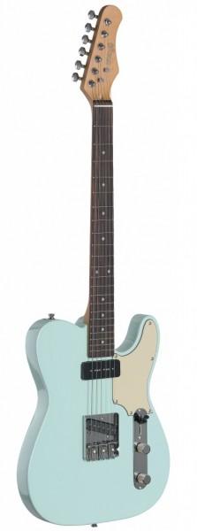 """E-Gitarre Stagg Vintage """"T"""" Serie Custom SET-CST SNB"""