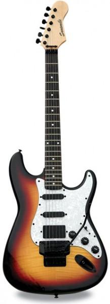E-Gitarre SUNSMILE Modell SST 73
