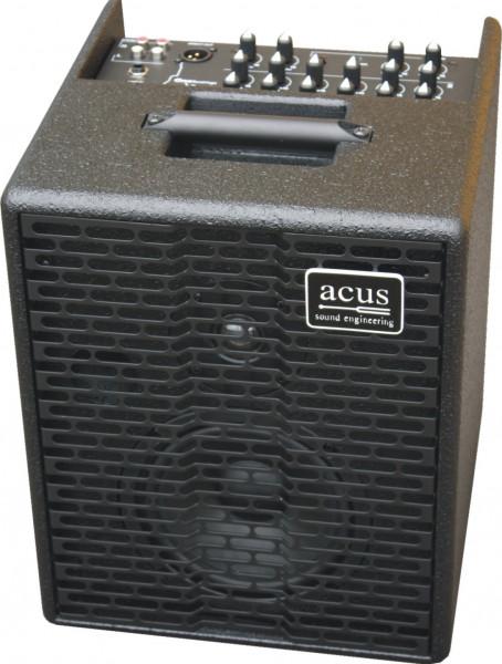 Acus One 6 Black Universalverstärker 100 Watt