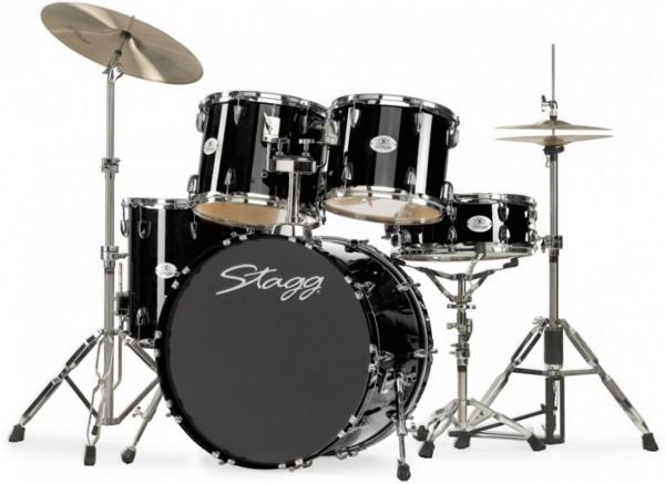 Drumset Stagg TIM622L BK