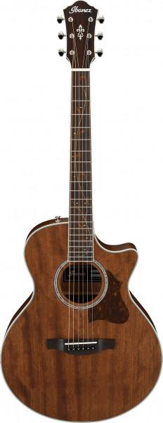 IBANEZ AE Series Akustisch-/Elektrische Gitarre 6 String Natural, AE245JR-OPN
