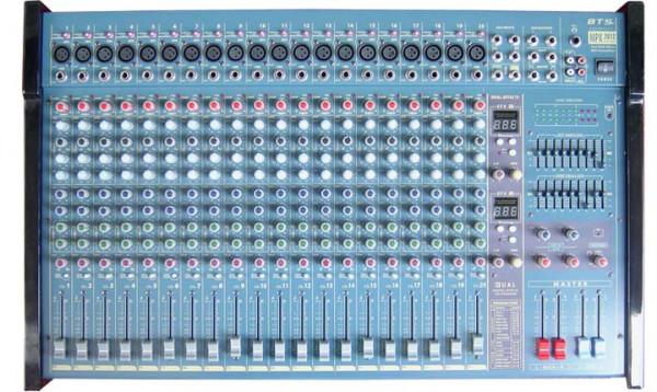 VISTRON Power Mixer MPX-2012