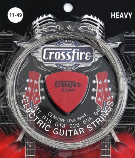 Saiten für E-Gitarre CFEGS 11-49