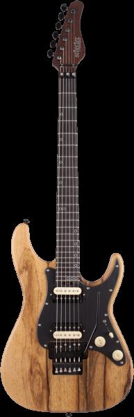 SCHECTER E-Gitarre, Sun Valley Super Shredder Exotic FR, Black Limba , SC1265