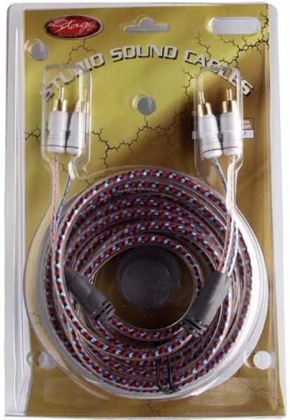 Pro HiFi-Kabel - 2x Cinch M/ 2x Cinch M