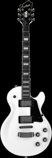 HAGSTROM E-Gitarre HSSUSWE6002, Super Swede Ltd, 60th Anniversary, White
