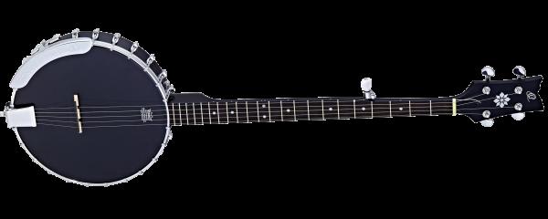 Ortega 5-String Banjo OBJE2500P-SBK