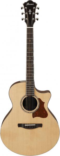 IBANEZ AE Series Akustikgitarre 6 String, AE519-NT, Natural Low Gloss