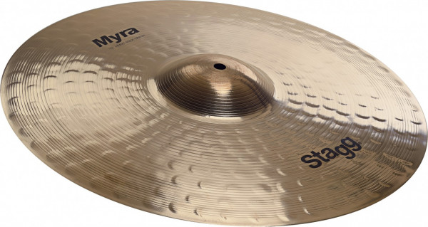 "Stagg 18"" MYRA HEAVY ROCK CRASH"